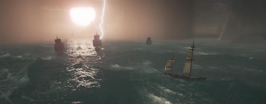 Sea of Thieves wird nun so, wie es schon zum Launch sein sollte