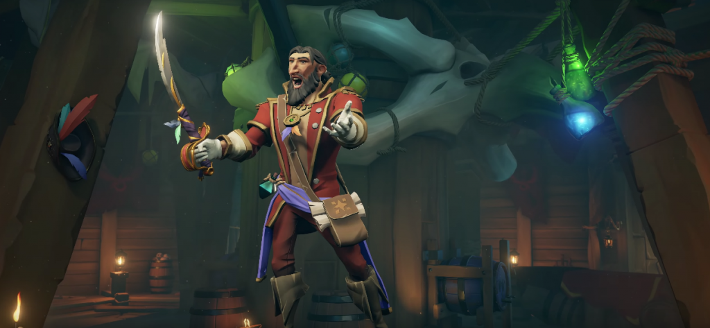 Sea of Thieves Arena Typ Taverne