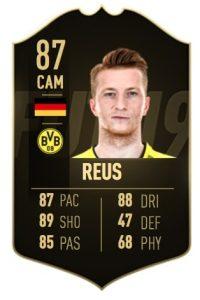 TOTW 9 Reus