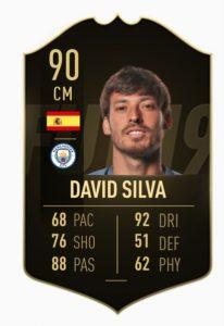 TOTW 9 Silva