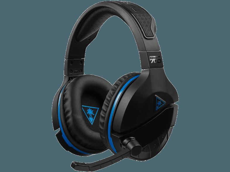 TURTLE-BEACH-STEALTH-700-Premium-Wireless-Surround-Sound-Gaming-Headset-für-PlayStation®4–Schwarz-Blau
