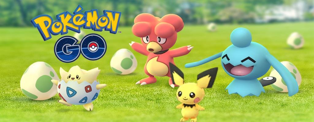 Pokémon GO: Diese Baby-Pokémon schlüpfen nun aus 7-KM-Eiern