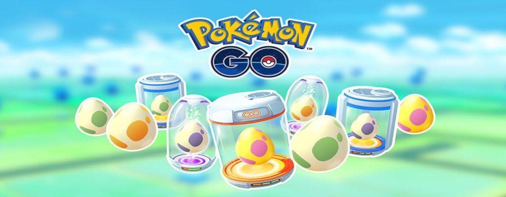 Pokemon GO EIer Brutmaschine