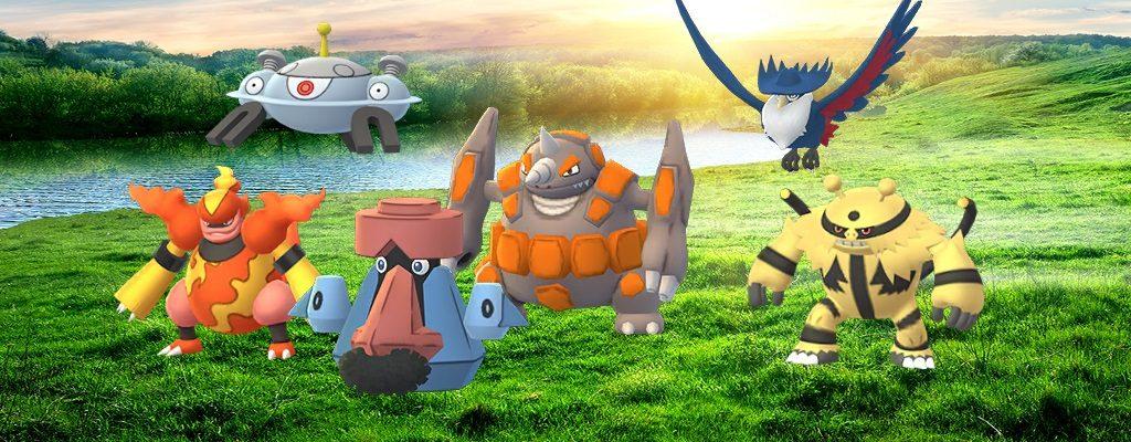 Titelbild Entwicklungsitem Pokémon GO