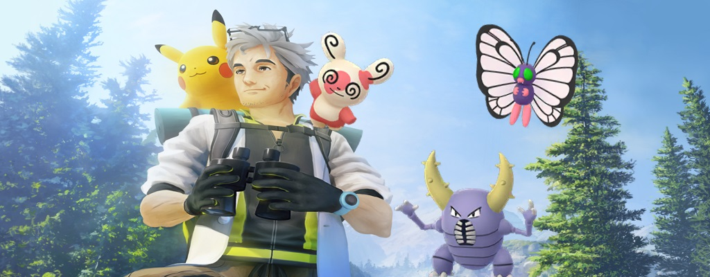 Titelbild Feldforschungen Pokemon GO 2