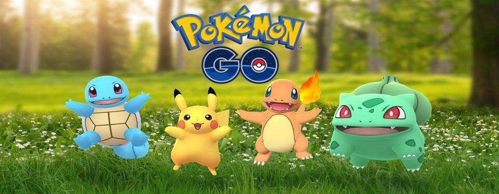 Titelbild Kanto Event Pokémon GO