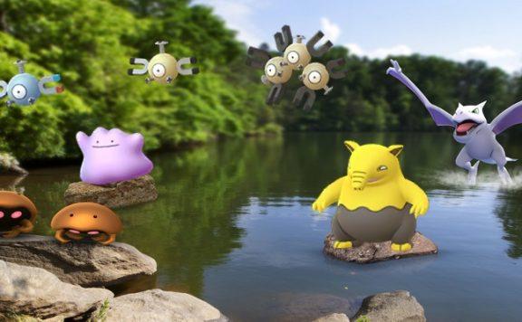 Titelbild Let´s GO Event Pokémon GO