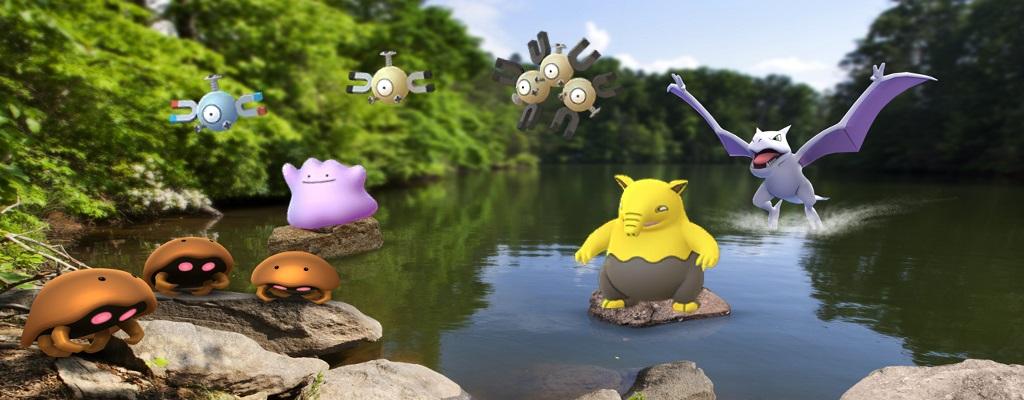 Pokémon GO: Event bringt dieses Shiny und neue Feldforschungen
