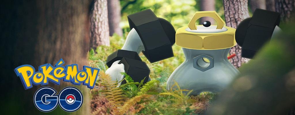 Pokémon GO: Ohne Let's GO ist Meltan nur schwer zu entwickeln