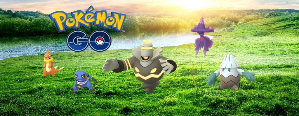 Pokémon GO: Dataminer findet neue Pokémon der Generation 4