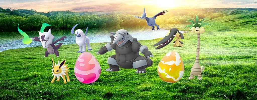 Pokémon GO: Bekämpft diese neuen Raidbosse zum Let´s GO Event