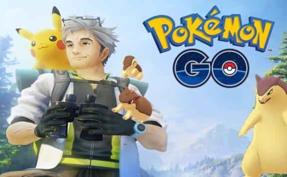 Titelbild Shiny Feurigel Pokémon GO