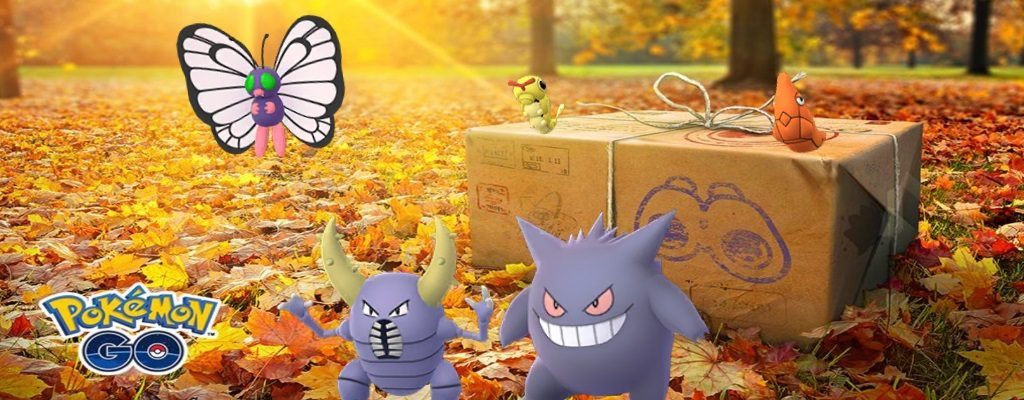 Titelbild Shiny November Pokemon GO