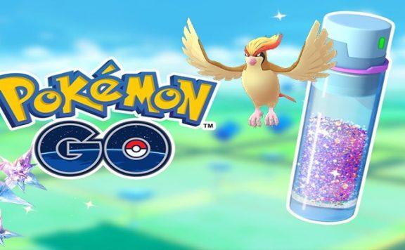 Titelbild Sternenstaub sammeln Pokemon GO