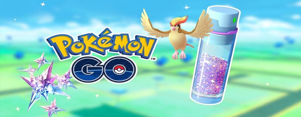 So sammelt Ihr leicht viel Sternenstaub in Pokémon GO