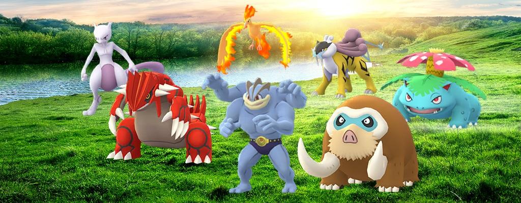 Pokémon GO: Das sind die besten Angreifer nach Typ – Stand 2019