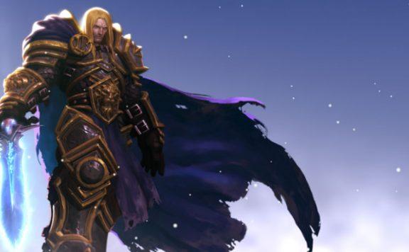 Warcraft 3 Reforged Arthas title