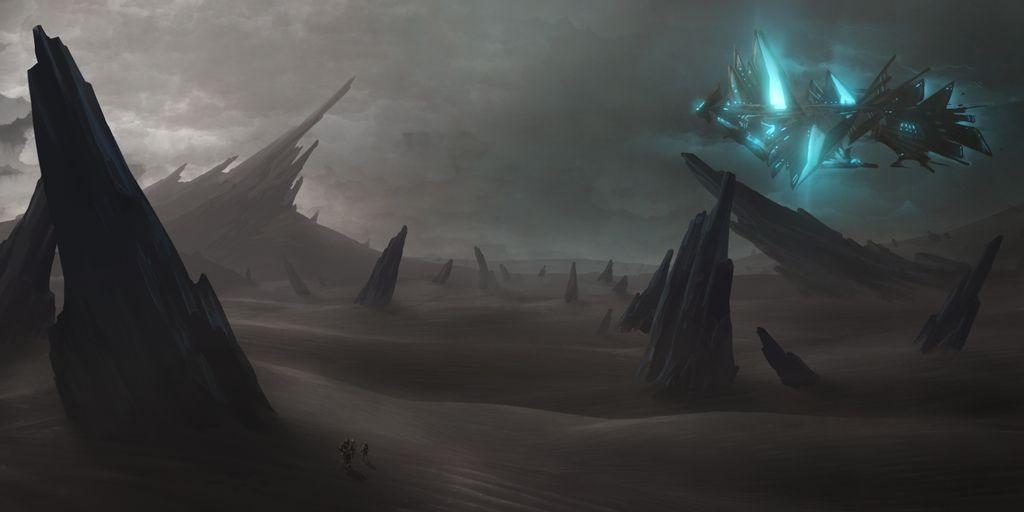 WildStar Desert