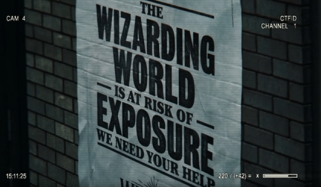 Wizards Unite Screenshot Trailer2