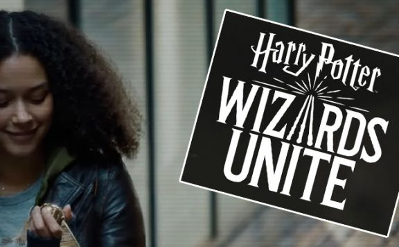 Wizards Unite Titel Trailer