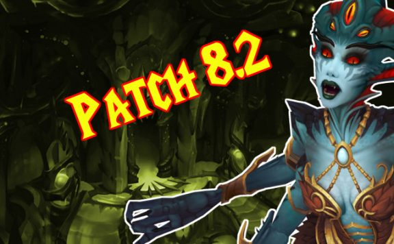 WoW Azshara Patch 82 title