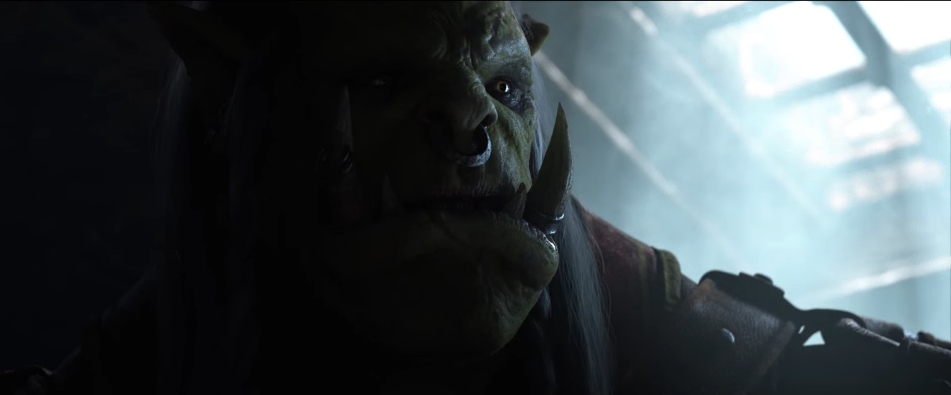 WoW Cinematic Saurfang BlizzCon