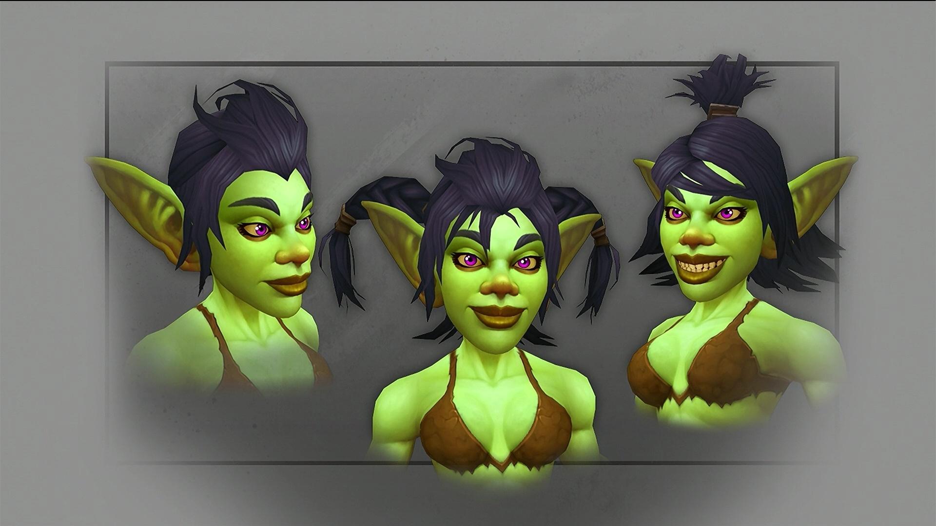 WoW Goblin Female New Model 1