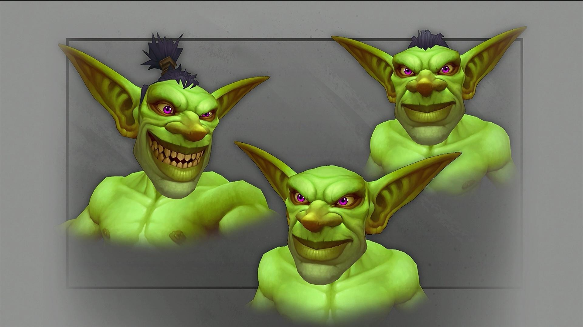 WoW Goblin Male New Model 1