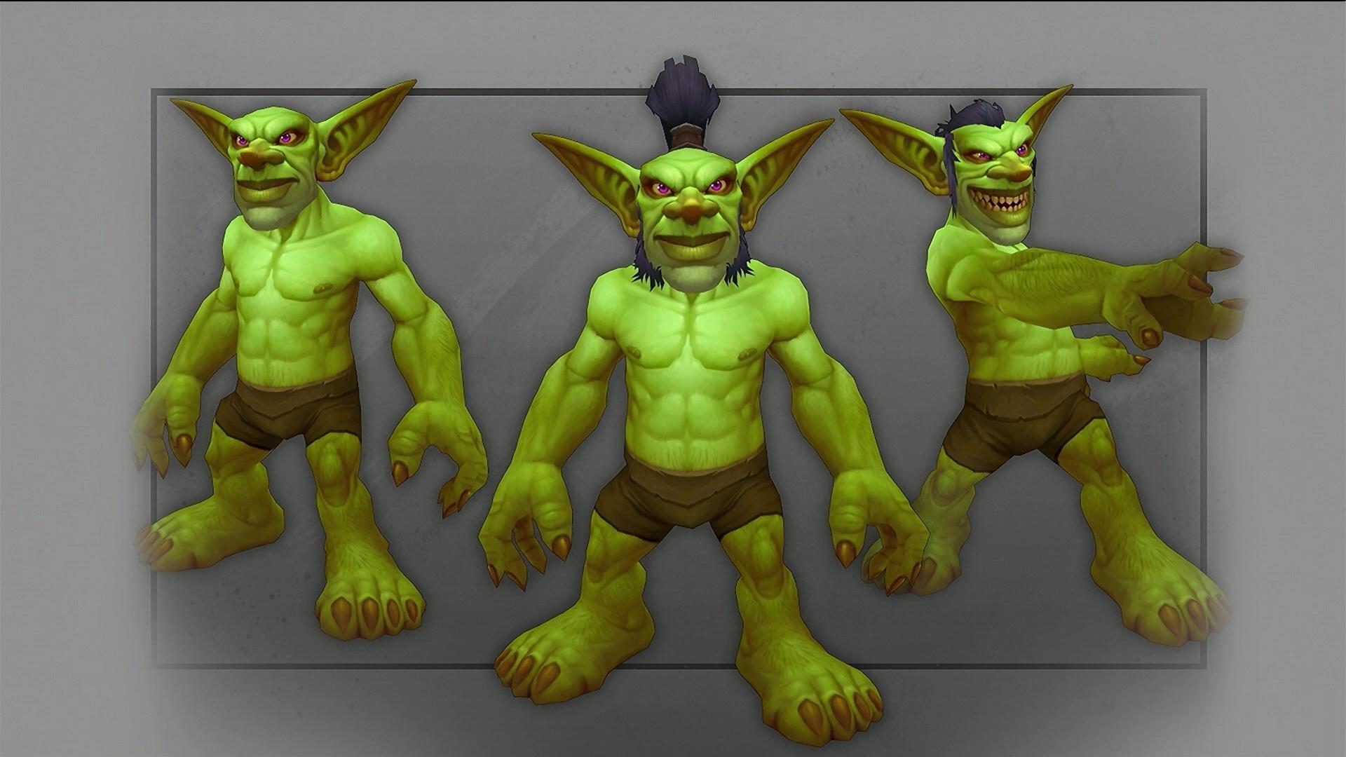 WoW Goblin Male New Model 2