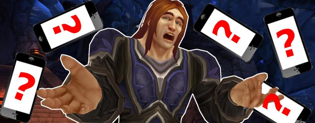 """Blizzard arbeitet aktuell an """"vielen Mobile-Titeln gleichzeitig"""""""