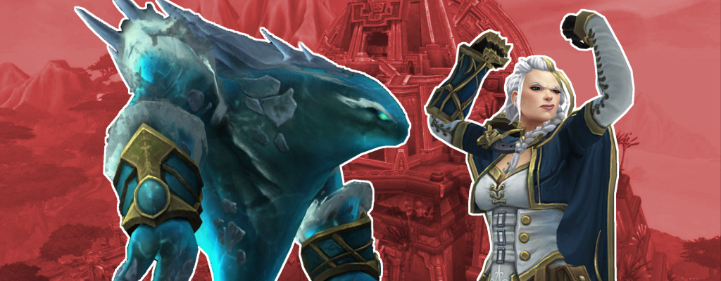 Patch 8.1 bringt das coolste Reittier, das World of Warcraft je hatte