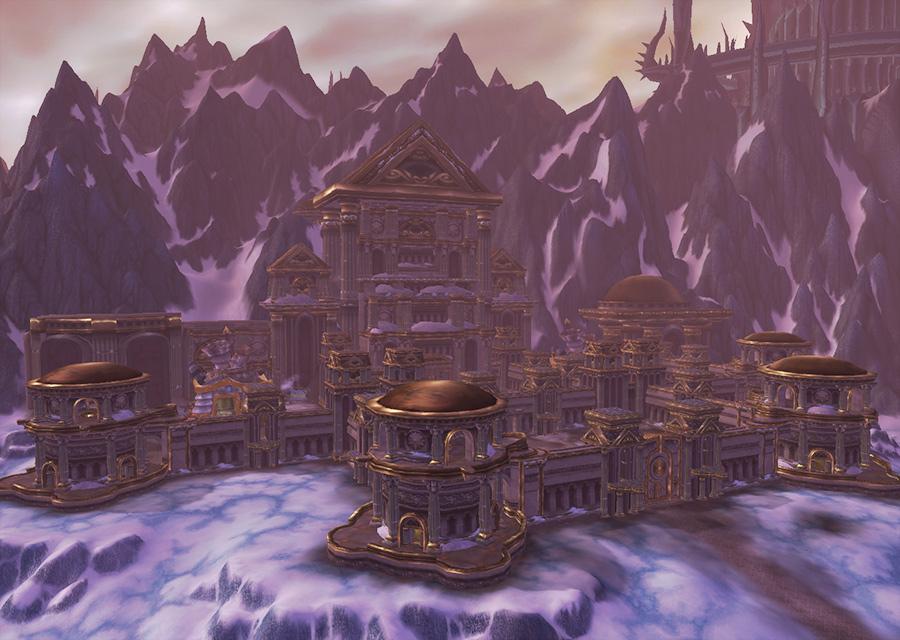 WoW Wintergrasp Festung