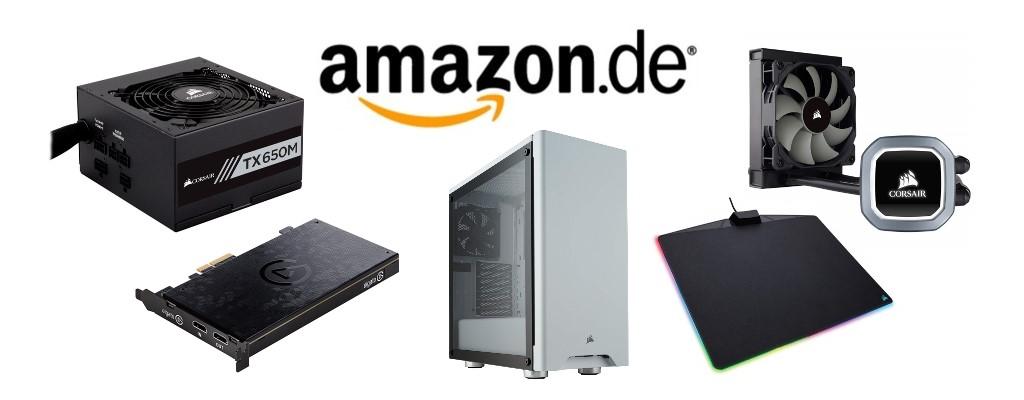 Dank Amazon Cyber Week den PC günstig aufrüsten