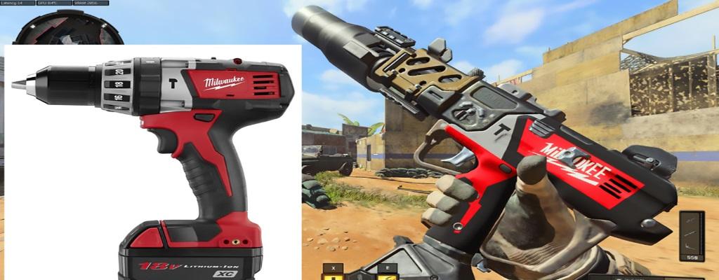 In Black Ops 4 lieben Spieler ihre Bohrmaschinen-Waffen