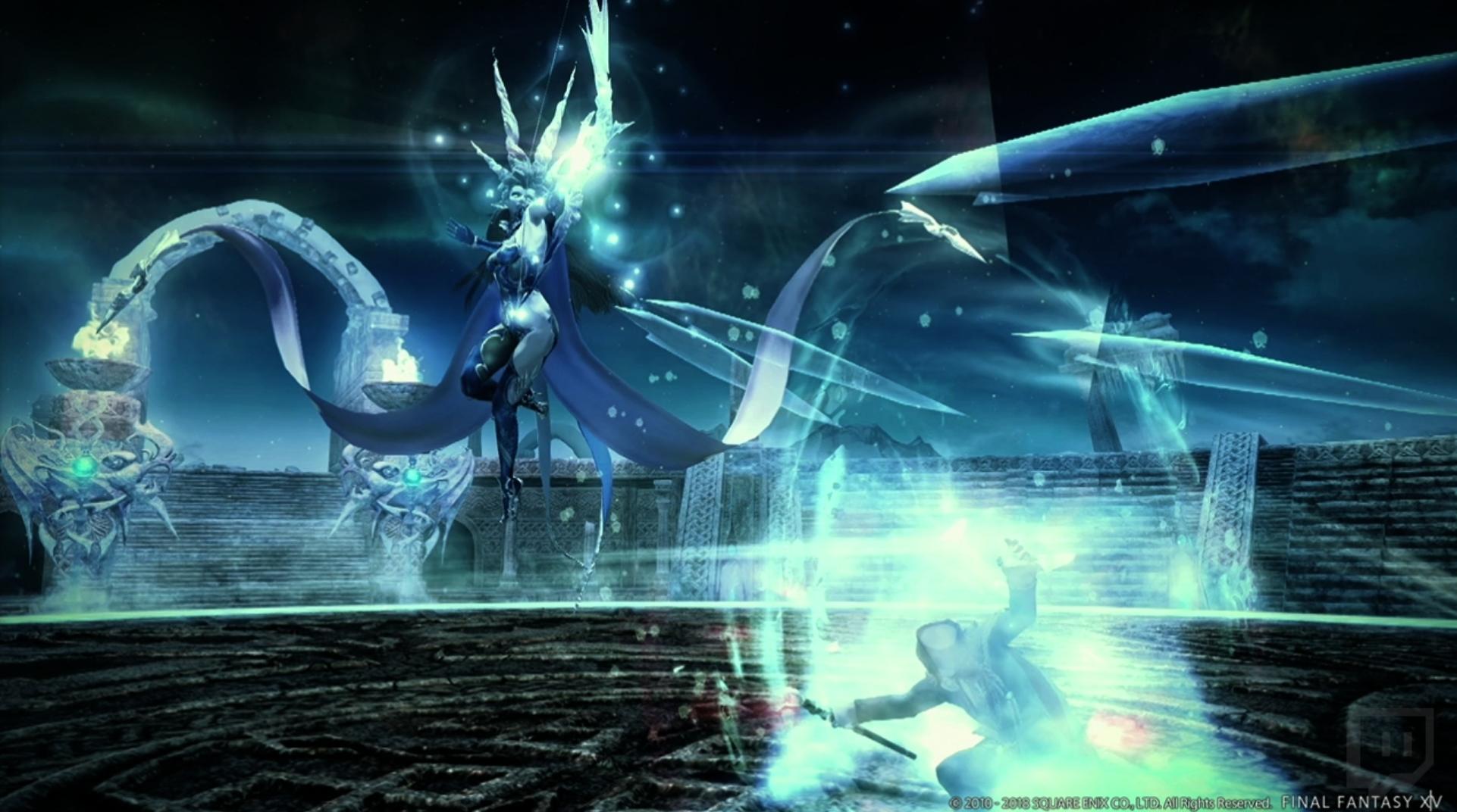 final fantasy xiv blaumagier shiva