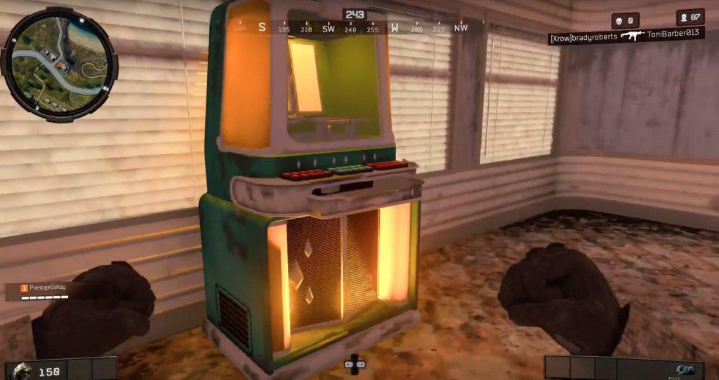cod blops 4 jukebox