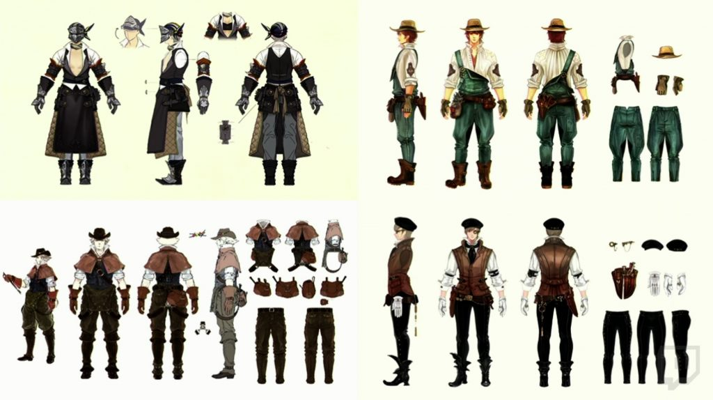 final fantasy xiv neue outfits