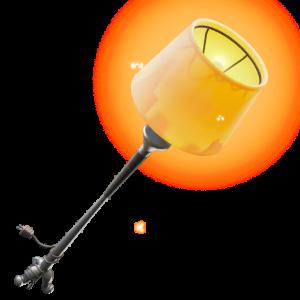 fn Lamp (Ungewöhnlich)