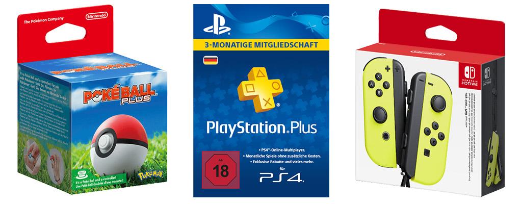 MediaMarkt Online Angebote: Pokéball Plus für 39 Euro