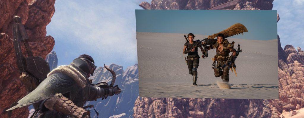 Wie ein neues Bild zum Monster Hunter Film plötzlich doch Hoffnung weckt