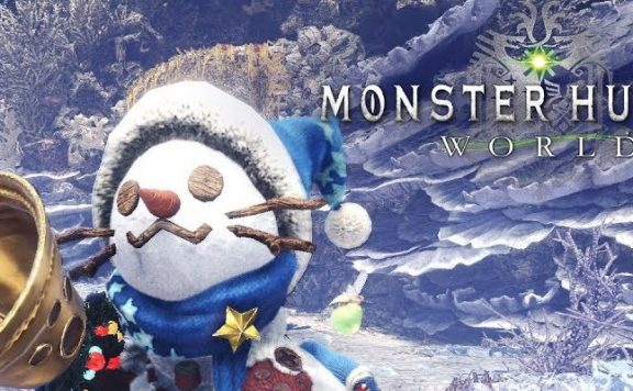 monster hunter world winter titelbild