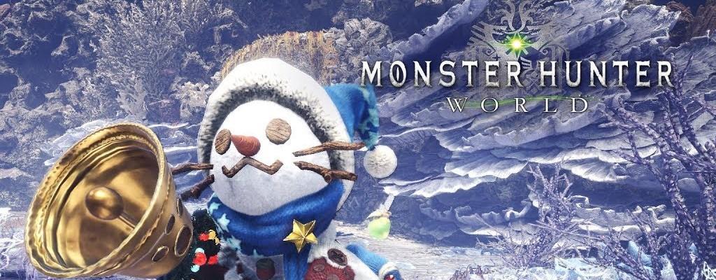 Monster Hunter World: Darum lohnt sich ein Besuch im Winter