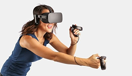 oculus rift bedienung