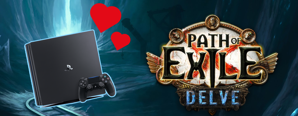 Path of Exile stillt den Hunger nach Diablo nun auch auf der PS4