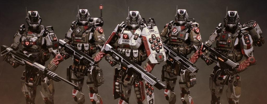 MMO-Shooter Planetside 2 bekommt 4. Fraktion, zumindest ein bisschen