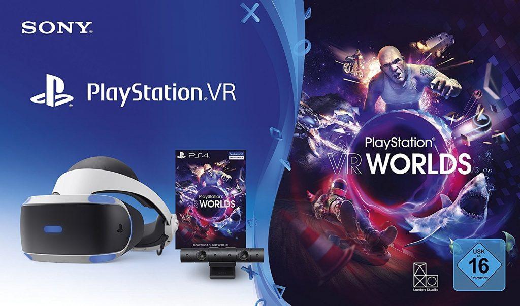 Playstation VR mit Astro Bot für 195 Euro.