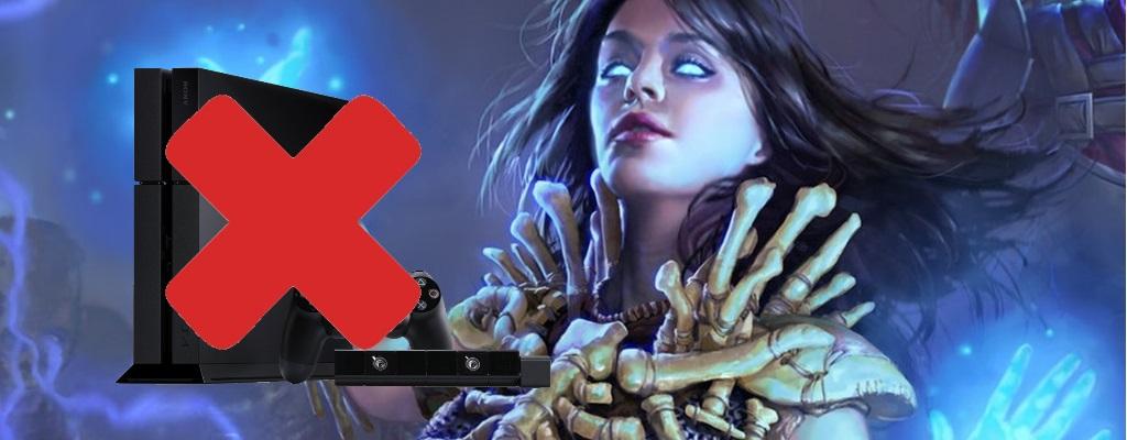 Warum Path of Exile jetzt doch nicht im Dezember auf der PS4 kommt