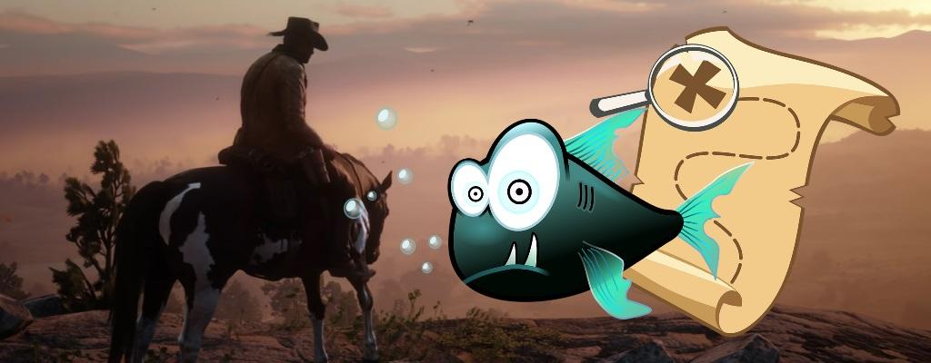 Red Dead Redemption 2: So findet Ihr die legendären Fische