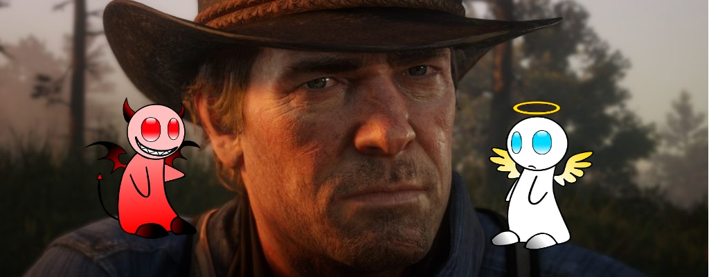 Red Dead Redemption 2: Spielt Ihr einen guten oder bösen Cowboy?