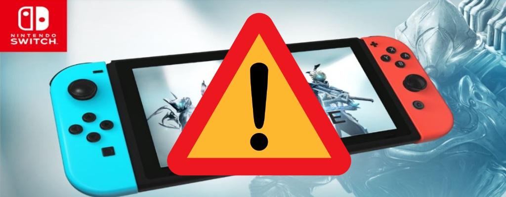 Warframe: Darauf müssen PC-Spieler bei der Switch achten